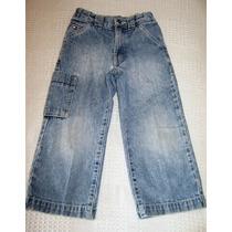 Jeans Para Niño Talla 4 Tommy Hilfiger Original