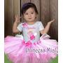 Ropa Para Niña,falda Tutu,blusa,bebe,princesa Sofia,pepa Pig