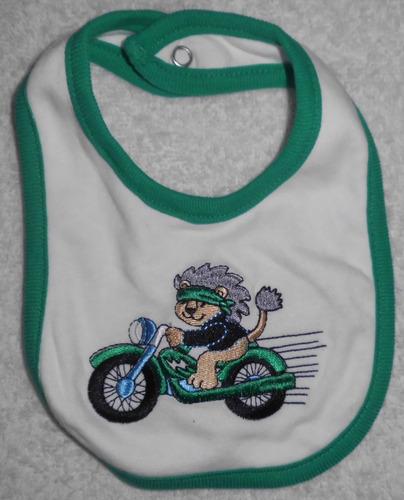 e75b48a6d18 ropa bebe body. Cargando zoom... body babero y pantalon mono moto verde  ropa bebe niña niño. Cargando zoom.