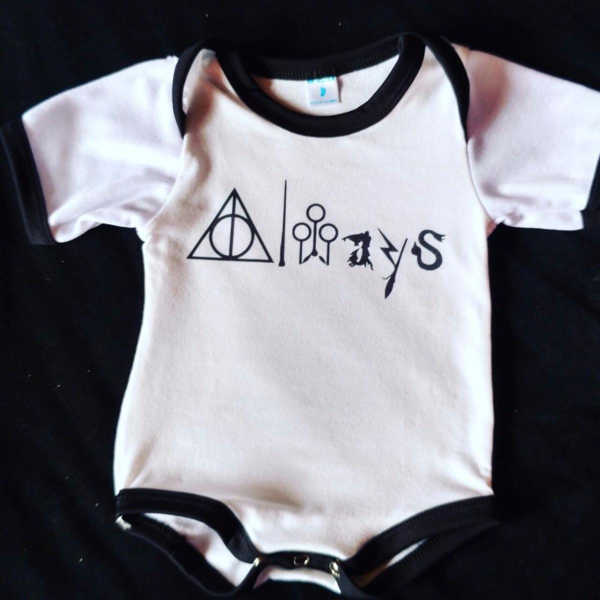 ropa de bebe harry potter
