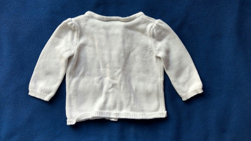ropa bebé chompa hilo