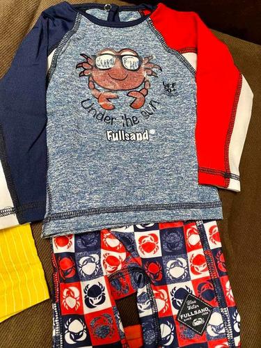 ropa bebé conjunto