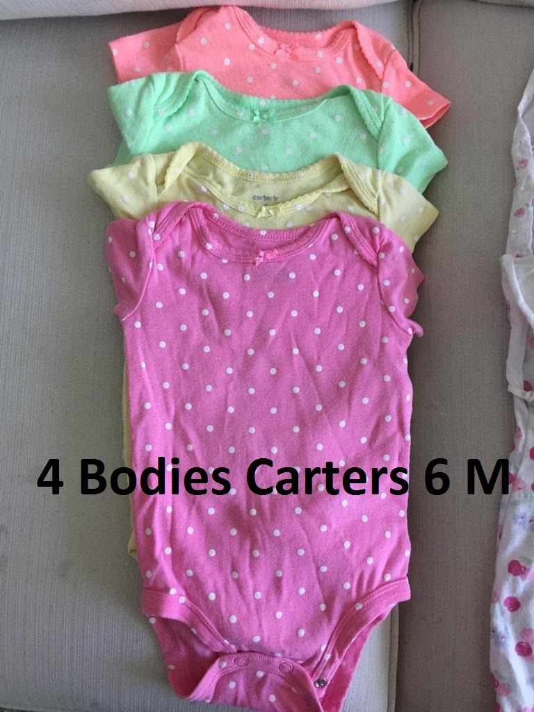 d7a54f902 ropa bebe lote 6 meses carters cheeky sorvo mimo. Cargando zoom.