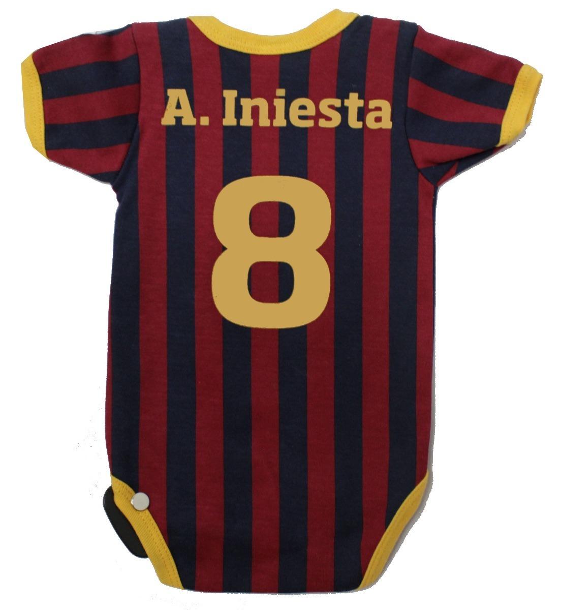 Cargando zoom... pañalero fc barcelona futbol inesta original - ropa de bebe 705d90d86d6fa
