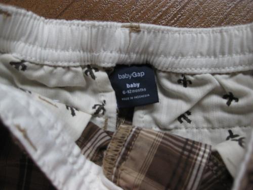 ropa bebe pantalon