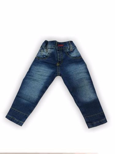 ropa bebe. pantalón jean.