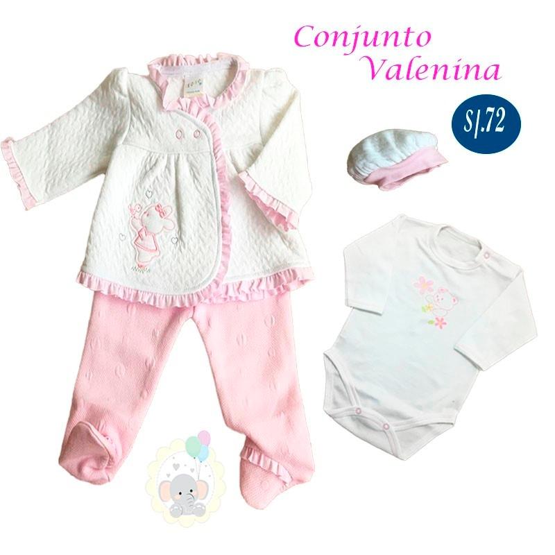 e42e4ef08 ropa bebe s 72.00 - valentina algodon pima y algodon yakar. Cargando zoom.