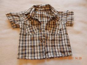 195566e6a Precio. Publicidad. Ropa Bebe T.1 O 2 Meses.excelente Camisa Como Nueva
