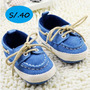 Zapatos Para Bebes - Tallas - Marca.