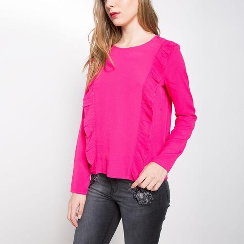 ropa - blusa 880828037  basement  talla l para muj s959