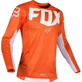 9d40d102532bd Jersey Fox Racing Motocross Enduro 360 Kila 2019 Naranja