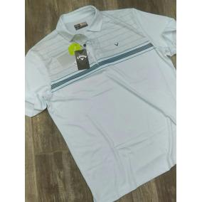 eda3da4bf2021 Playera Golf Callaway Deporte Hombre Regalo Blanca Camiseta