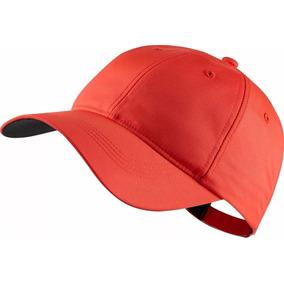 05d225d77347e Gorra Nike Custom Tech Golf Dama 742715 Naranja Unit Correr