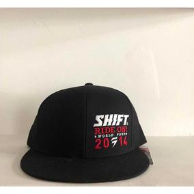 af865ef69991f Gorra Shift Ride On Hat Black Fox Snapback Original Envio