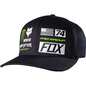 c2afc78265a6c Gorra Fox Monster Union Ff Pro Circuit Original
