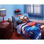 Disney - Cars Max Rev 4-piece Toddler Bed Sábana