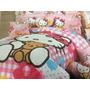 Edredon De Hello Kitty