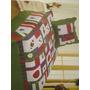 Cobertores Quilt De Niños Y Niñas De 1 1/2 Plaza.