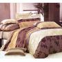Edredon Matrimonial De 6 Piezas Golden Bed Nefertiti Sonneti