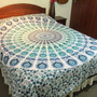 Quilt Cobertor Cubrecama Mandalas Hindú Meditación Yoga Reik