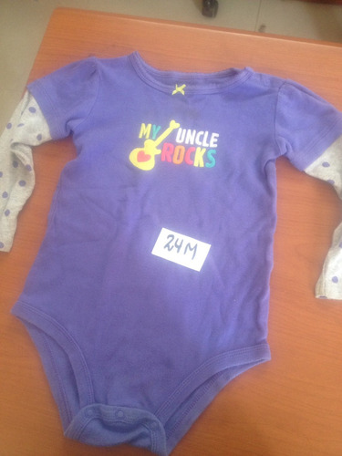 ropa carters 24m