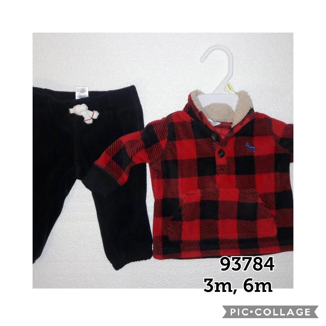 ropa carter s bebe niño conjunto 2 pzas otoño- invierno. Cargando zoom. d900262ea56