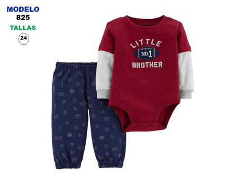 ropa  carters conjuntos para  niñas y niños tallas  3 a 24ms