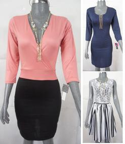 c7698098e6d7 Ropa Casual Barata Para Mujer De Moda 30 Pzas Mayoreo Último