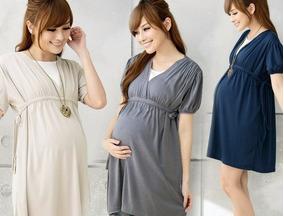 buena calidad mayor selección mejores telas Ropa Casual Vestidos Blusas Para Embarazadas Plus Gorditas