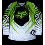 Jersey , Busos Fox Mtb Motocross Bmx Downhill Ciclismo