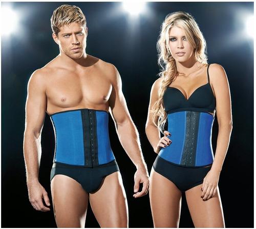 ropa colombia fajas cinturilla, chaleco latex hombre y mujer
