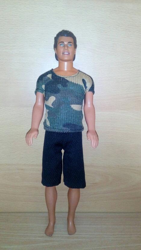 653767b03 ropa conjunto para muñeco ken. Cargando zoom.