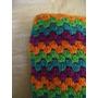 Manta Tejida A Crochet