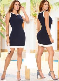 4611cd787 Vestido Para Fiesta Azul Acero - Ropa y Accesorios en Mercado Libre Perú