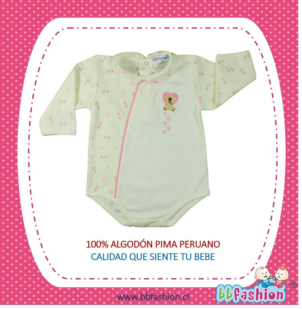 ropa de bebe 100 algodon pima