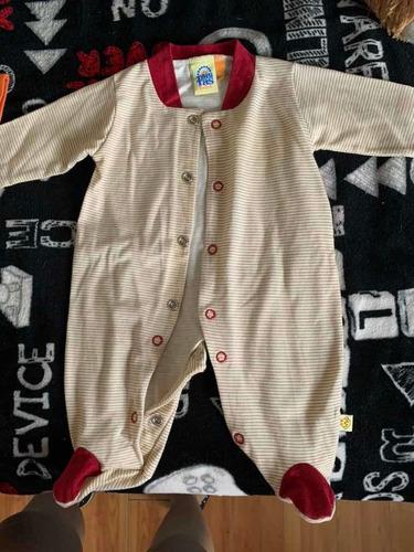 ropa de bebé mamelucos rn (combo de 7 piezas)