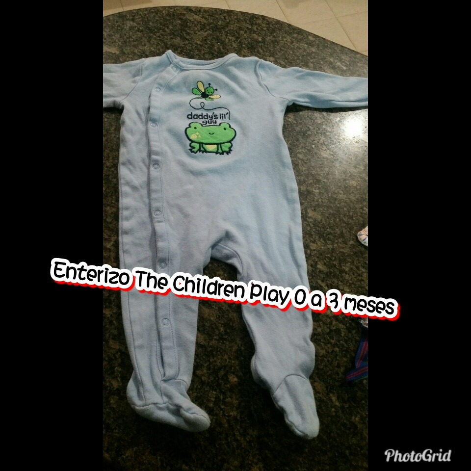 Ropa De Bebé The Children Play 10df16469b3b