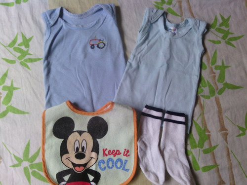 ropa de bebe varón niño desde 0 a 9 meses