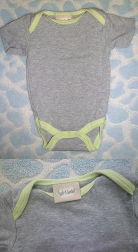 ropa de bebe varón usada de 0 a 6 meses - como nueva!