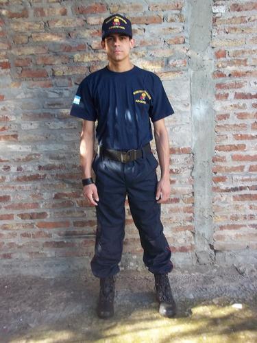 ropa de bomberos, mamelucos ,camisas ,pantalones etc