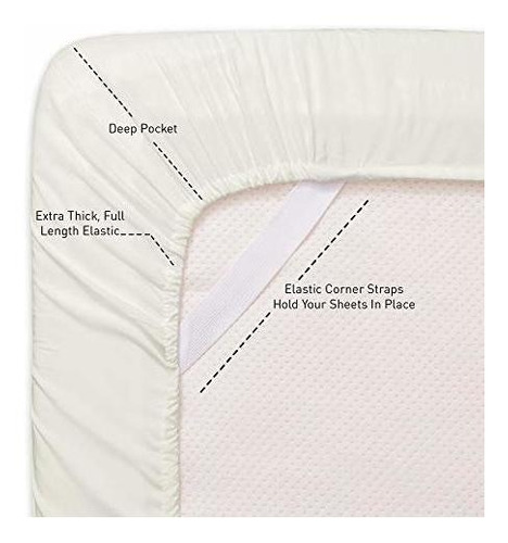 Juego de sábanas de alta calidad  sensación de durasno sin arrugas size QUEEN