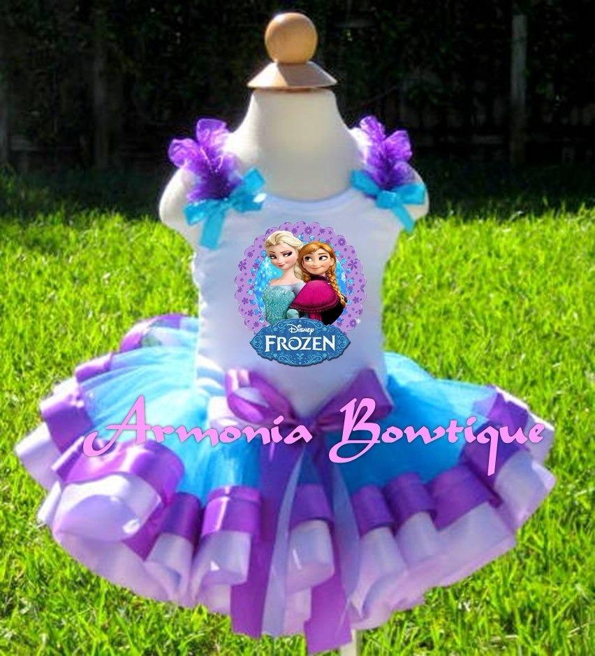 Ropa De Cumpleaños Tutu Soy Luna Patines Minnie Moana Peppa - S/ 48 ...