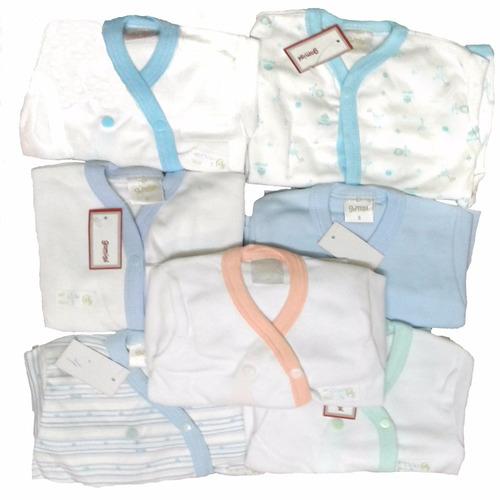 ropa de invierno para bebe gamise lote x media docena talle3