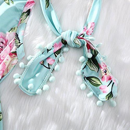 ropa de navidad mameluco con flecos sin mangas vincha para n