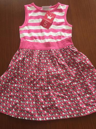 ropa de niña talla 5 epk nueva