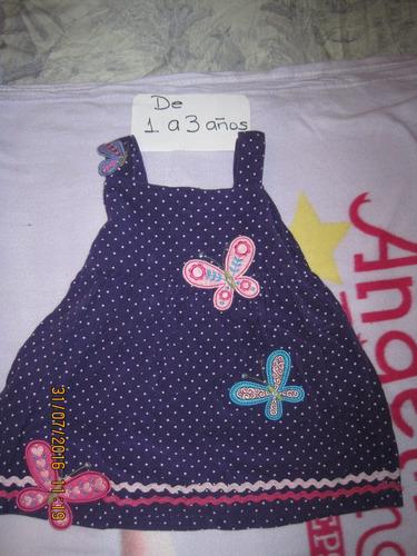 ropa de niña usada en excelente estado
