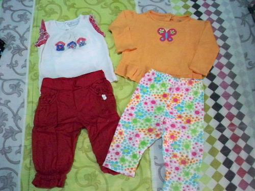 ropa de niña usada en excelentes condiciones!!!!