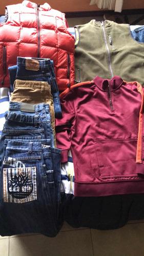 ropa de niño talla 12