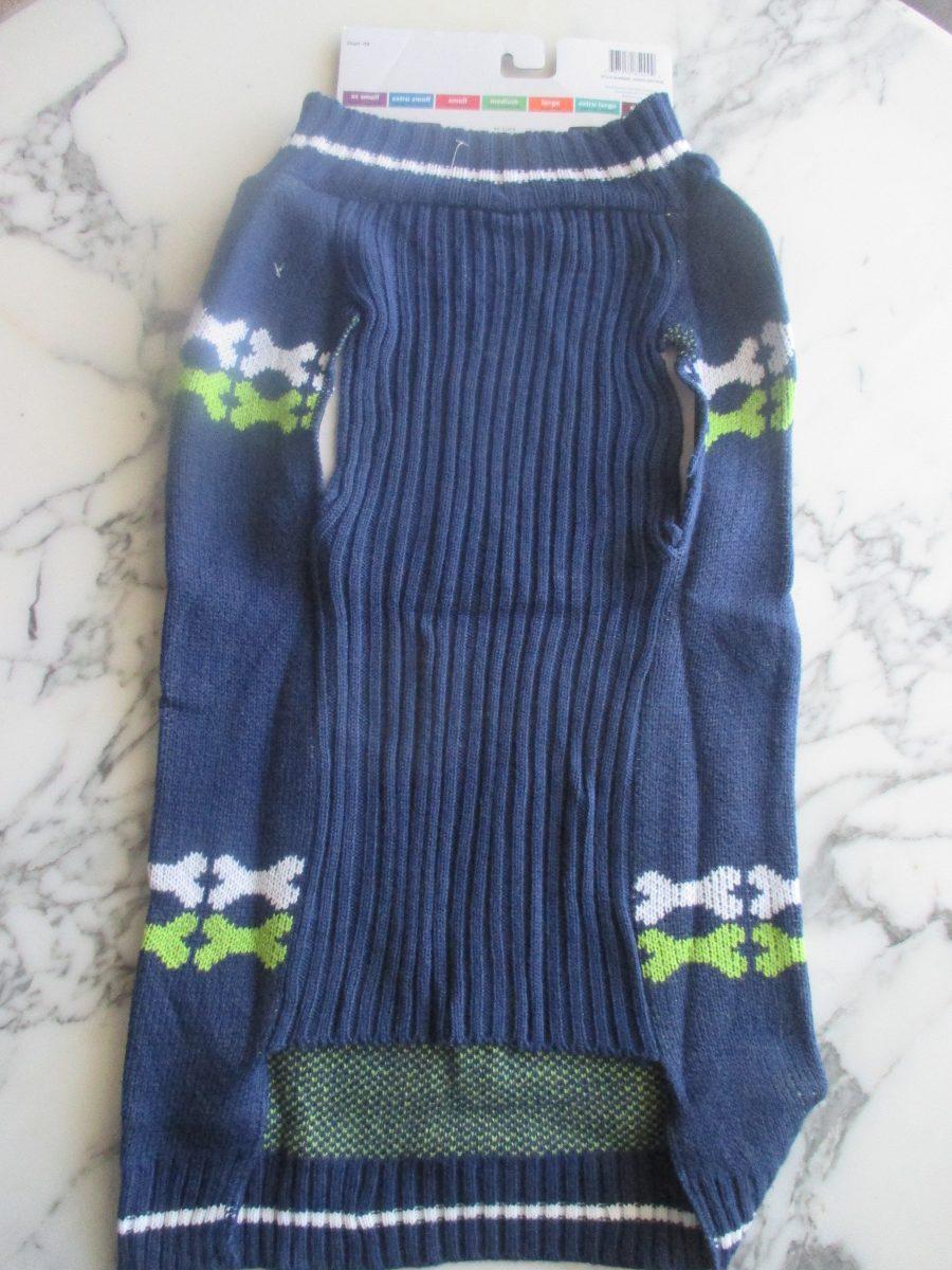 Ropa de perros chompa sweater de lana talla xxl terranova - Terranova ropa ...