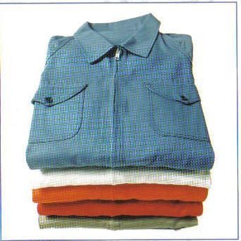 ropa de trabajo, pantalon y camisa grafa homologada